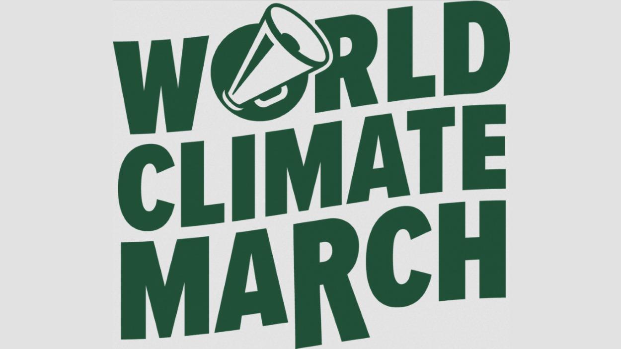 Marxa virtual pel clima: 'World Climate March'