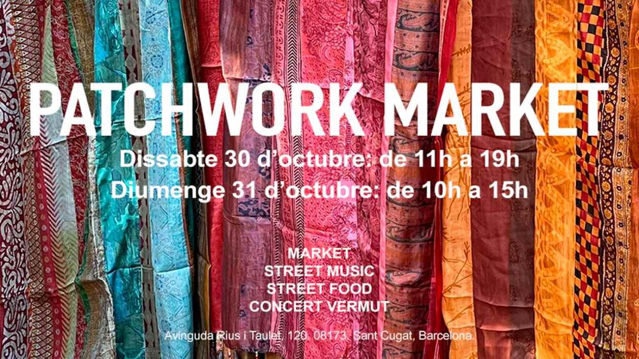 2n Patchwork Market de Mercantic