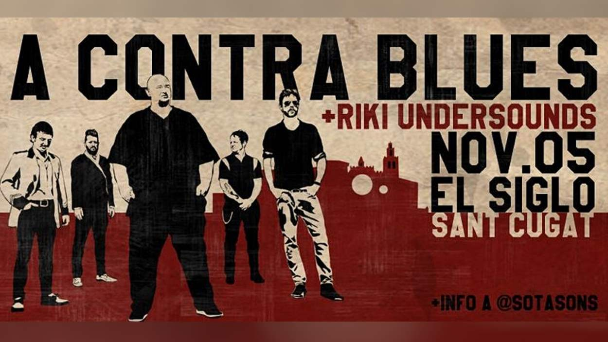 Concert: A Contra Blues