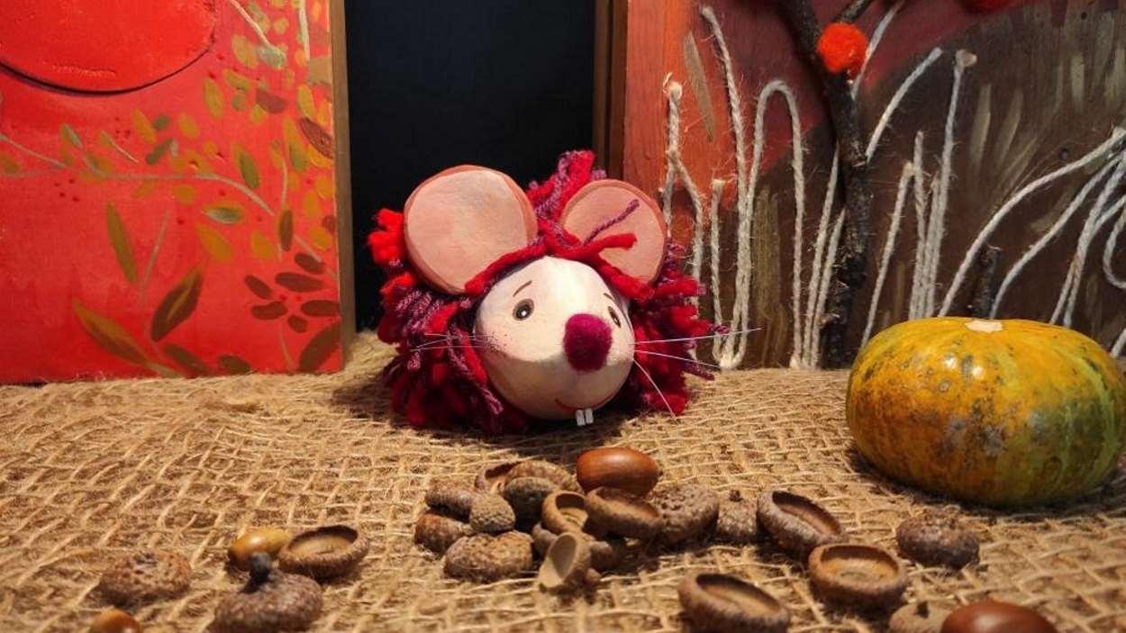 Mostra de Titelles: 'Frederic, el ratolí'