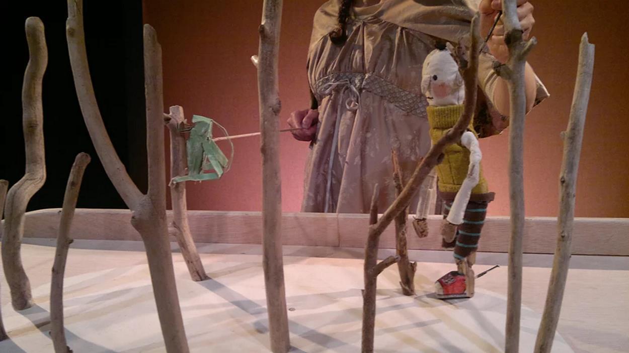 Mostra de Titelles: 'L'arbre de les sabates'