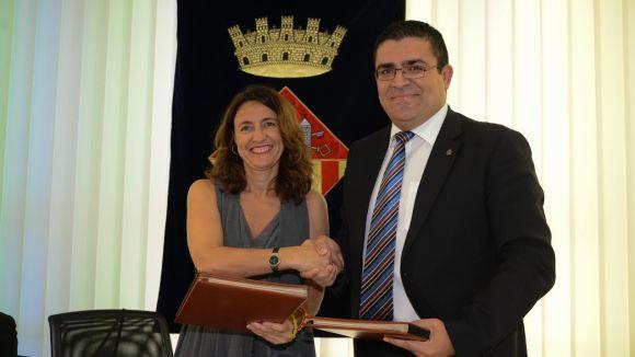 Mercè Conesa i José González