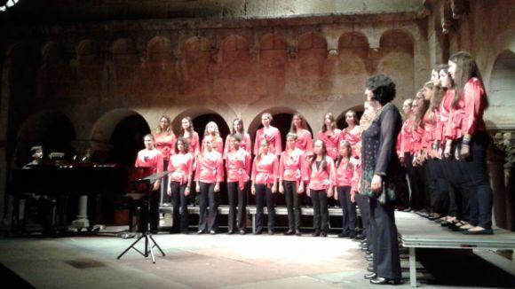 El Cor Aglepta canta avui  a la nit