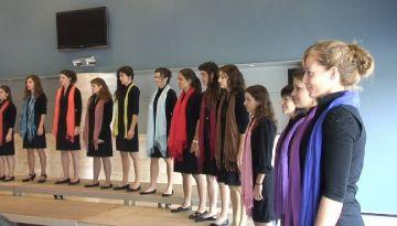El Cor Aglepta reivindica el paper de la dona en el seu 10è aniversari