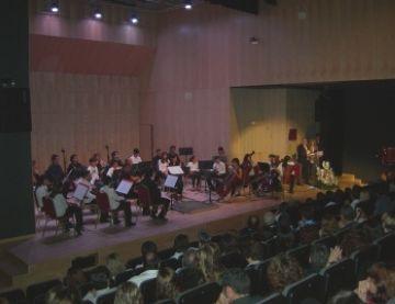 Nou auditori de l'escola Àgora