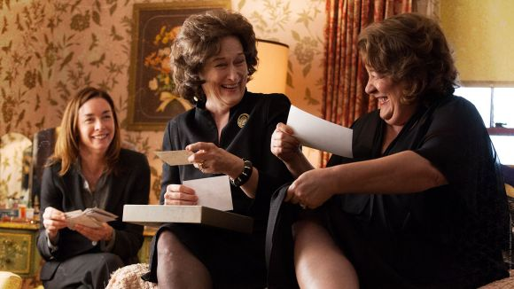 El duel interpretatiu d'Streep i Roberts, als cines amb 'Agosto'