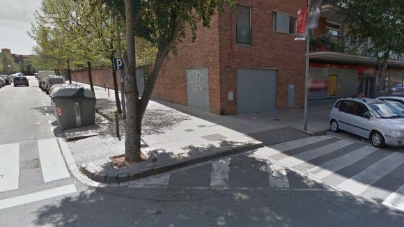 Denuncien una agressió amb robatori a la zona de Puig i Cadafalch