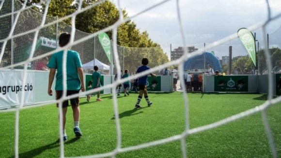 Torneig de futbol Agrupació Cup 3x3