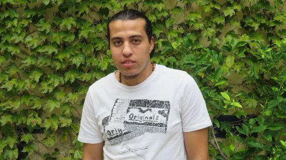 Ahmed Ali: 'El meu somni és tornar a Egipte per canviar el meu país'