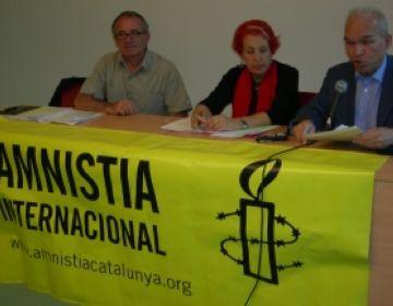 Amnistia Internacional segueix lluitant contra la impunitat amb l'Informe Anual 2010