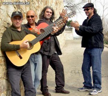 La rumba catalana dels 'Ai, ai, ai' omplirà aquesta nit la plaça d'Octavià