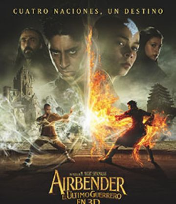 'Airbender el último guerrero' i 'Origen', estrenes d'aquesta setmana als cinemes de la ciutat