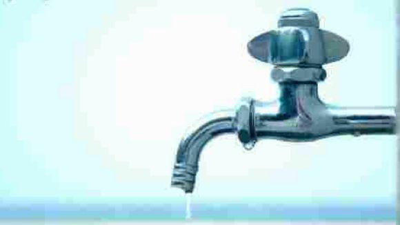 Tercer augment de l'aigua: el rebut s'apuja un 22% al gener