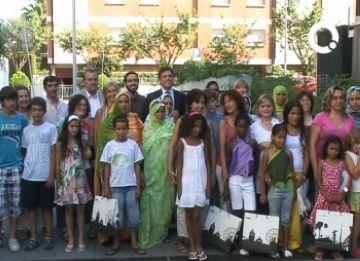 L'Ajuntament rep als infants sahrauís amb la mirada posada en nous projectes