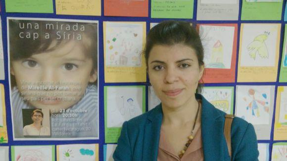 Mireille al-Farah (periodista siriana): 'La primavera àrab no va ser una primavera'