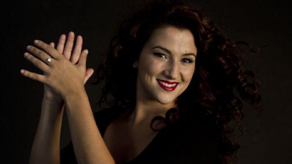 Alba Carmona actuarà al Teatre-Auditori dins el Catalunya Arte Flamenco