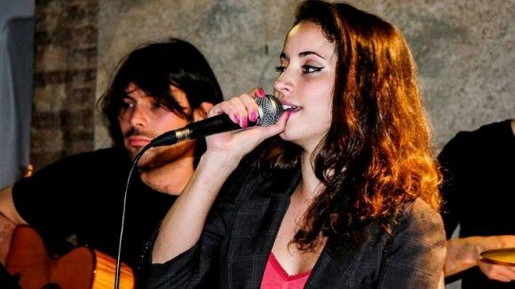 La cantant Alba Llibre porta el seu primer disc a Verkami
