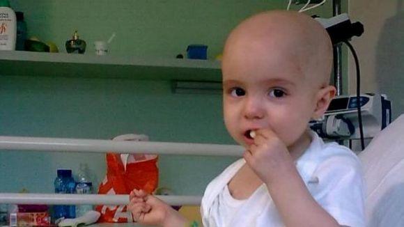 La lluita contra el càncer d'Alba Pérez arriba fins a Sant Cugat