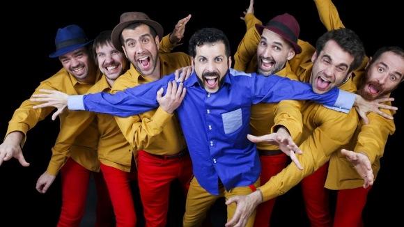 25è aniversari Teatre-Auditori: Música clown: Guillem Albà & La Marabunta