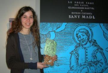 'La fava de sant Medir', la nova joia d'Alba Casares
