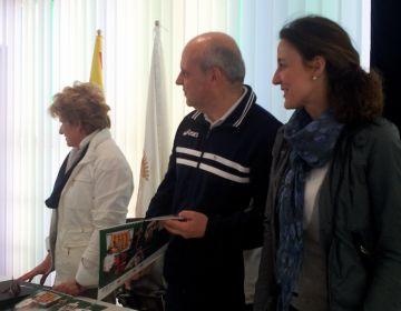 Sant Cugat i Alba refermen l'agermanament entre els municipis per Sant Medir