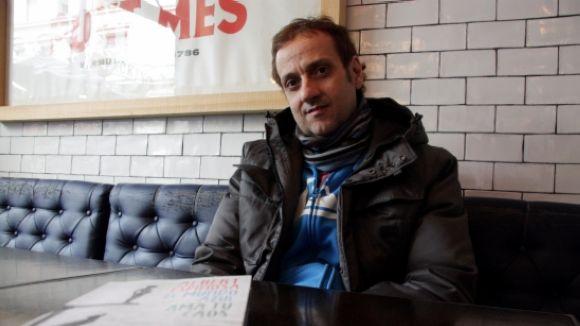 S'obren les votacions del concurs de Cugat.cat per entrevistar Espinosa