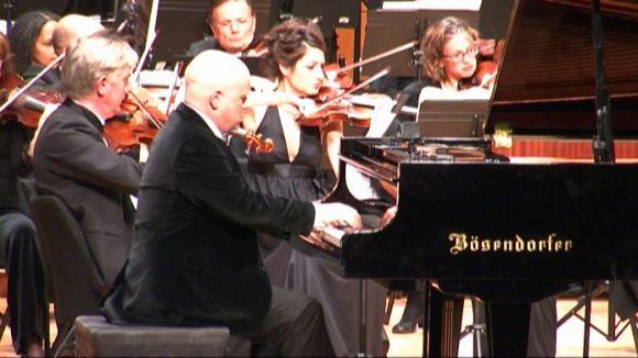 L'OSSC s'acompanya de Guinovart i Piccorelli per al 'Gran concert simfònic'