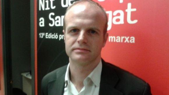 A.Castellanos: 'És bo tenir enquestes positives però ERC treballa per la consulta'