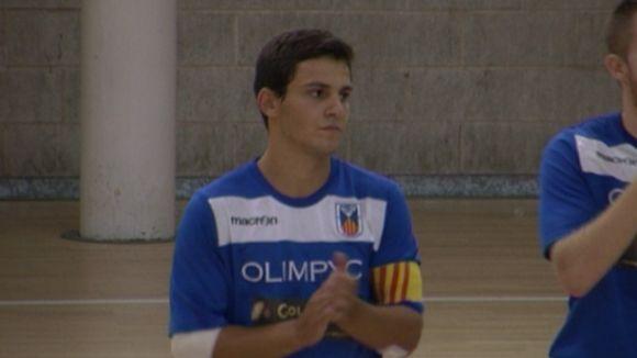 Albert Cardona, jugador franquícia de l'Olímpyc Floresta, fitxa pel FC Barcelona B