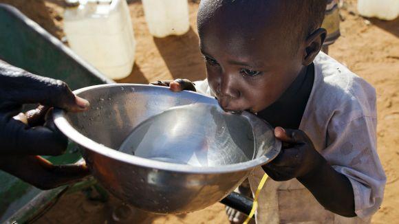 Les fotografies d'Albert González mostren les injustícies als països pobres / Foto: Albert González