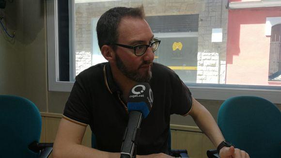 Albert Masià, tècnic de normalització lingüística