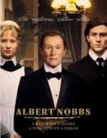 'Albert Nobbs' i 'J. Edgar', a la cartellera dels cinemes locals