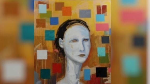 Les pintures d'Alberto Laporta, al Club Muntanyenc Sant Cugat