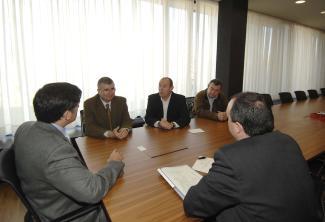 L'alcalde, preocupat per la situació de Delphi