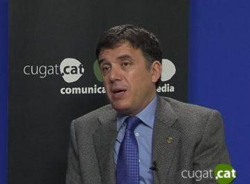 L'alcalde veu amb bons ulls la relació entre empreses santcugatenques i americanes