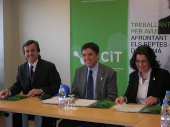 El CIT comença a caminar per potenciar l'eix econòmic de Sant Cugat, Rubí i Cerdanyola