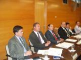 Recoder i la resta d'alcaldes han estudiat les alternatives de l'informe de l'Institut Cerdà.