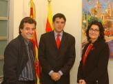 Recoder, Morral i Garcia han iniciat els contactes en una reunió a Sant Cugat