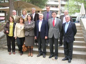 El Vallès Occidental demana a la Generalitat els túnels central i d'Horta ferroviaris per connectar amb Barcelona