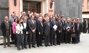 L'alcalde creu que els ajuts del govern per netejar Collserola són 'ineficaços'