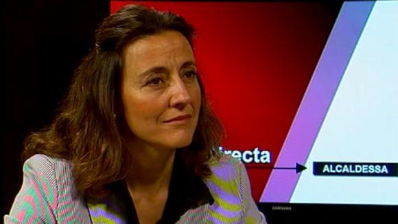 Mercè Conesa: 'La prioritat ha estat i seguirà sent l'equilibri pressupostari'