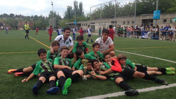 El Mira-sol Baco s'imposa en quatre de les sis categories a la 15a edició del seu torneig de futbol 7
