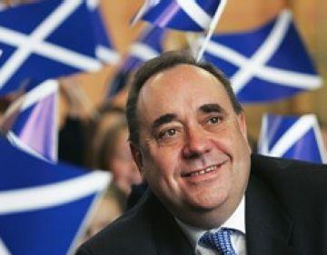 El partit d'Alex Salmond ha guanyat les eleccions