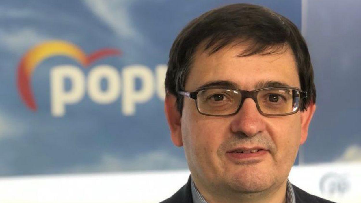 Alfredo Bergua forma part de l'estructura provincial del PPde Barcelona / Foto: PP de Barcelona