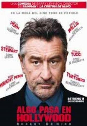 Robert de Niro aterra als cinemes locals amb 'Algo pasa en Hollywood'