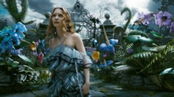 'Alicia en el país de las Maravillas', de Tim Burton, plat fort de les estrenes cinematogràfiques