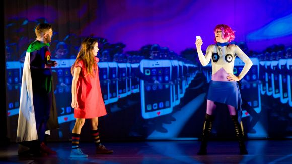 La imatge promocional del muntatge / Foto: Teatre-Auditori
