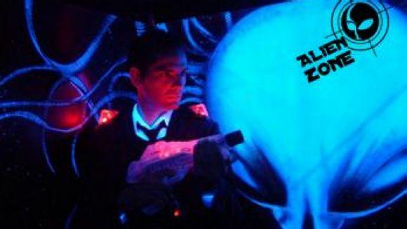 Alienzone, un espai d'oci futurista, obre les portes avui a Sant Cugat