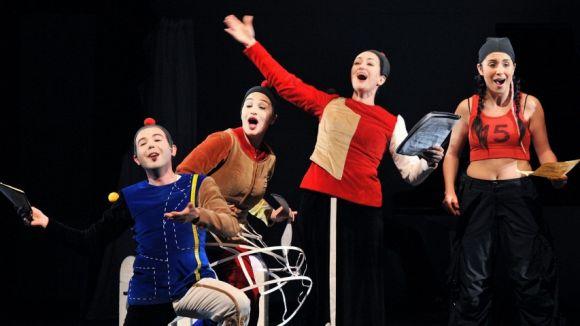 L'espectacle té un preu de 13 euros / Foto: Teatre-Auditori