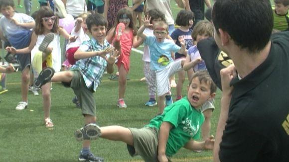 Els nens florestans decidiran sobre el districte
